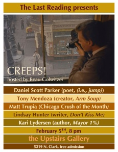 creep flyer